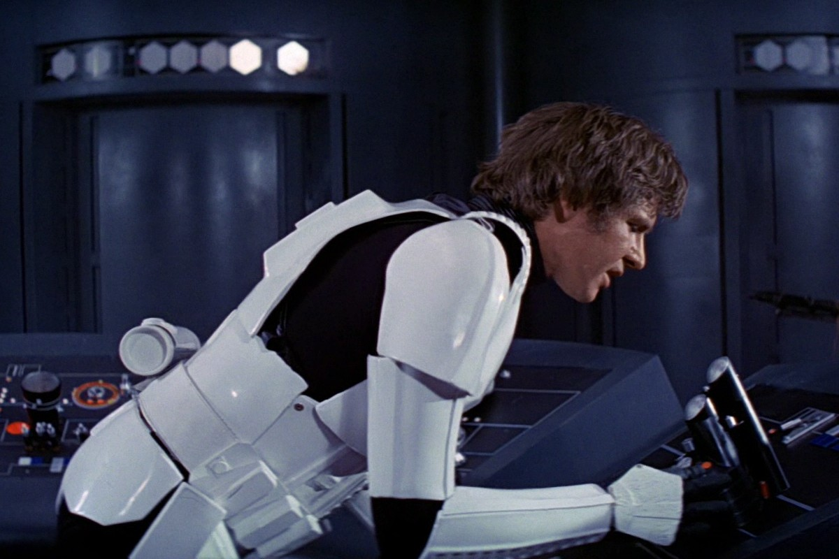 Star Wars Episode Iv A New Hope Shaggin The Muse
