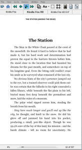 Draft2Digital - Kindle Preview Sample
